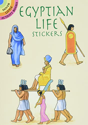 Egyptian Life Stickers By A. G. Smith