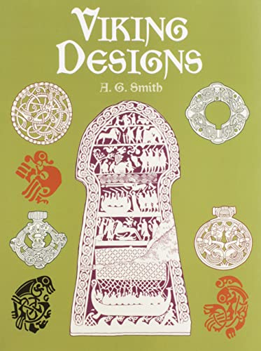 Viking Designs (Dover Pictorial Archive) By Albert G. Smith