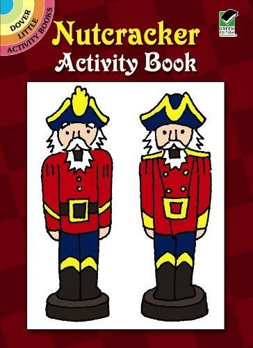 Nutcracker Activity Book By Victoria Fremont