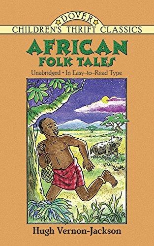 African Folk Tales By Hugh Vernon-Jackson