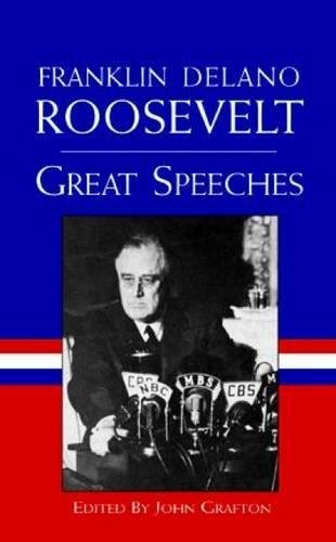 Great Speeches By Franklin Delano Roosevelt