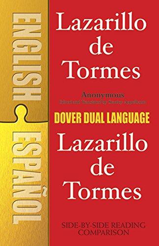 Lazarillo de Tormes (Dual-Language): A Dual Languag (Dover Dual Language Spanish) By Stanley Appelbaum
