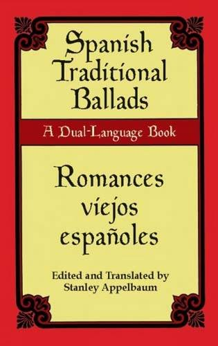 Spanish Traditional Ballads / Roman By Stanley Appelbaum