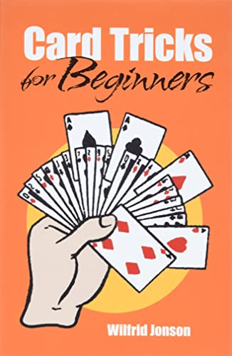 Card Tricks for Beginners By Wilfrid Jonson