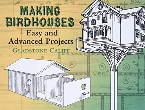 Making Birdhouses By Gladstone Califf