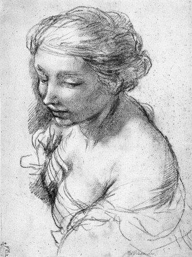 Great Drawings of Women By Selected by Carol Belanger Grafton