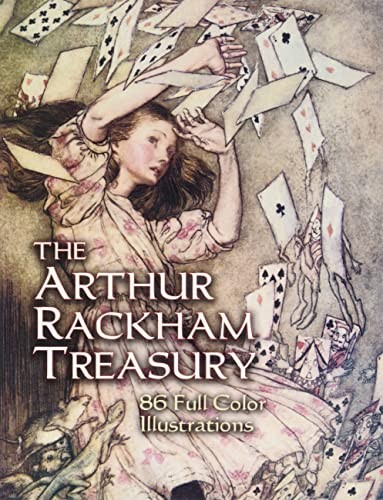 The Arthur Rackham Treasury By Arthur Rackham