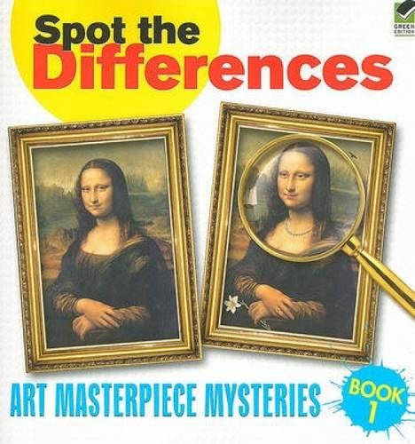 Spot the Differences By Diane Teitel Rubins