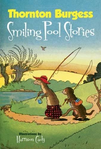Thornton Burgess Smiling Pool Stories By Burgess