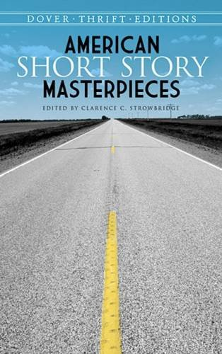 American Short Story Masterpieces By Strowbridge