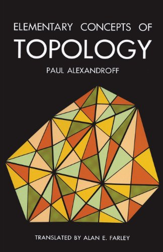Elementary Concepts of Topology By Paul Alexandroff