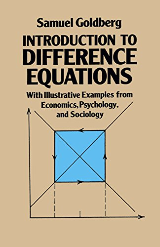 Introduction to Difference Equations (Dover Books on Mathematics) By Samuel Goldberg
