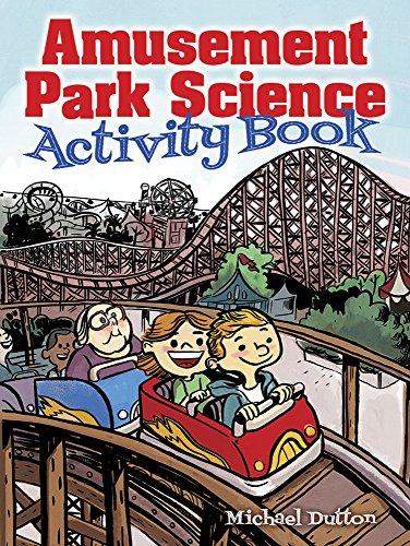 Amusement Park Science Activity Book By Michael Dutton