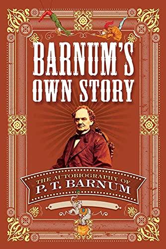Barnum's Own Story von P. T. Barnum