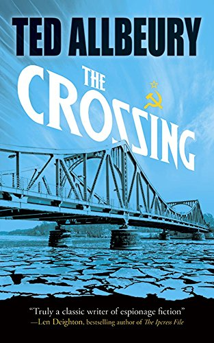 The Crossing By Ted Allbeury