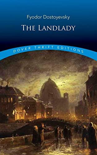 The Landlady By Fyodor Dostoyevsky