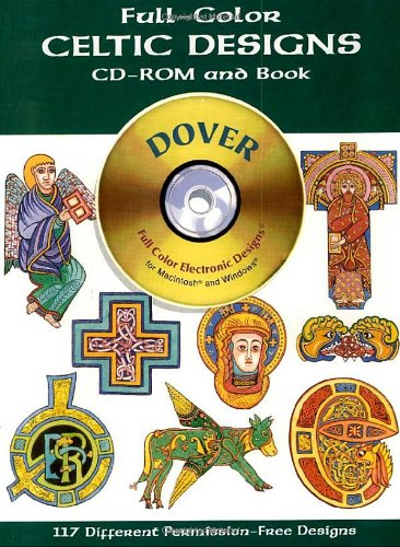 Full-color Celtic Designs By Marty Noble