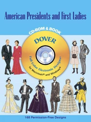 American Presidents & First Ladies By Tom Tierney
