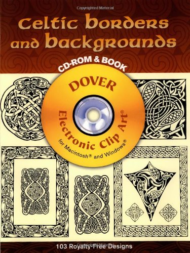 Celtic Borders and Backgrounds By Courtney Davis