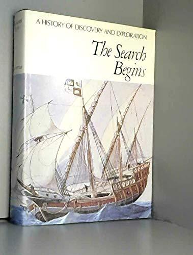 Search Begins By Felix Barker