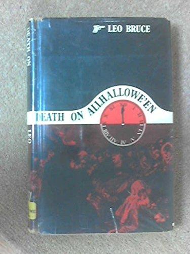 Death on All Hallowe'en By Leo Bruce