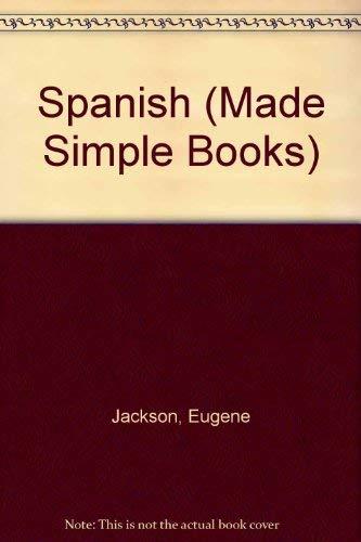 Spanish By Eugene Jackson