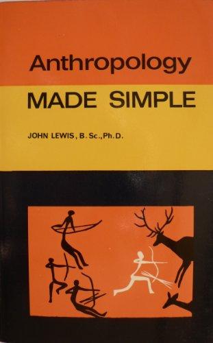 Anthropology By John Lewis