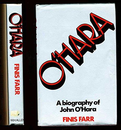O'Hara By Finis Farr