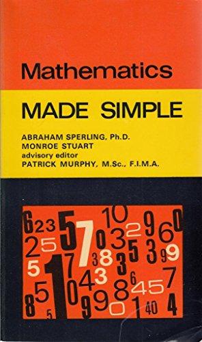 Mathematics By Abraham P. Sperling