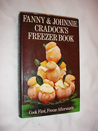 Freezer Book By Fanny Cradock
