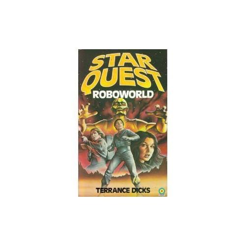 Star Quest - Roboworld By Terrance Dicks