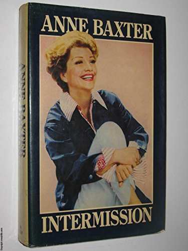 Intermission by Baxter, Anne Hardback Book The Cheap Fast Free Post