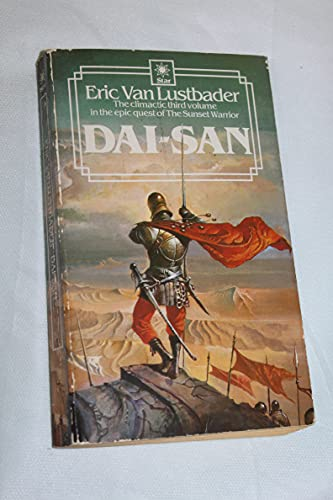 Dai-san By Eric van Lustbader