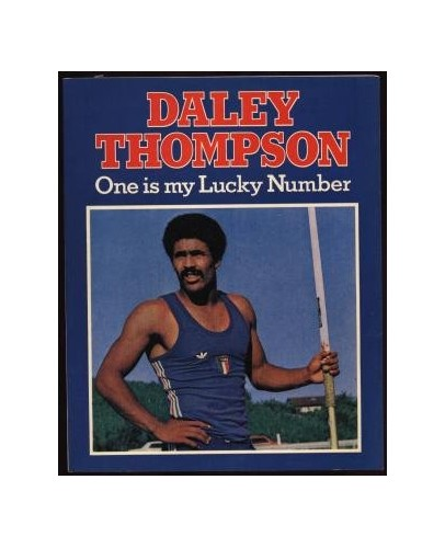 One is My Lucky Number By Daley Thompson