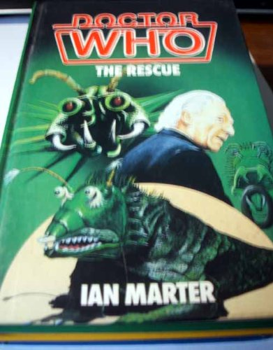 Doctor Who-The Rescue By Ian Marter