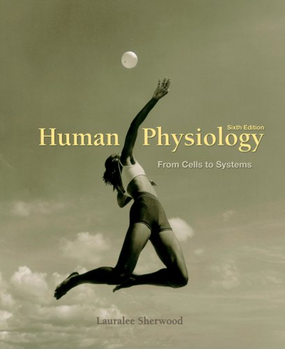 Human Physiology 6e By Lauralee Sherwood