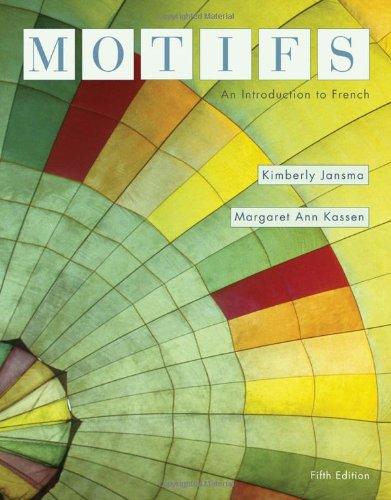 Motifs By Kimberly Jansma