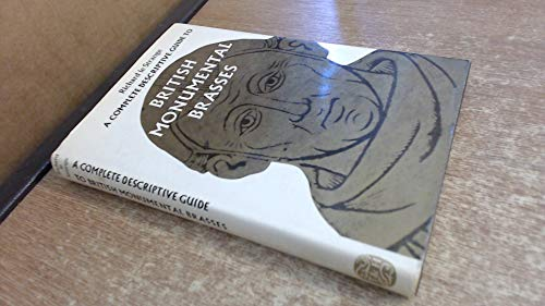 Complete Descriptive Guide to British Monumental Brasses By Richard Le Strange