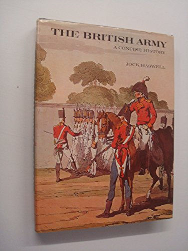 British Army By Jock Haswell