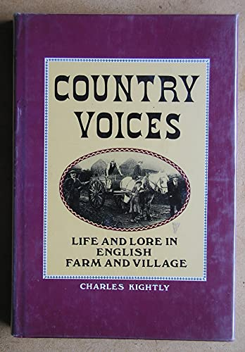 Country Voices By Charles Kightly