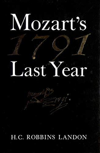 1791 By H.C.Robbins Landon