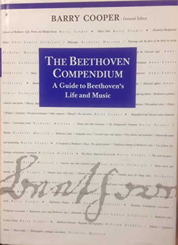 The Beethoven Compendium By Barry Cooper