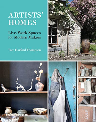 Artists' Homes By Tom Harford Thompson