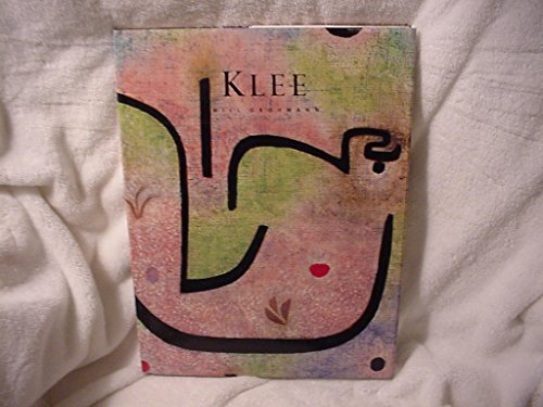 Klee By Will Grohmann