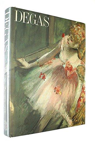 Degas By Robert Gordon