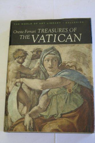 Treasures of the Vatican By O. Ferrari