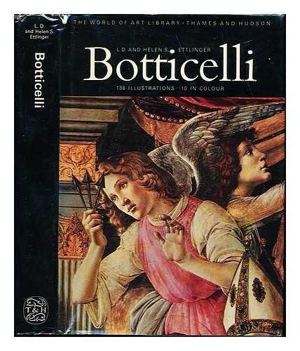 Botticelli By Leopold D. Ettlinger