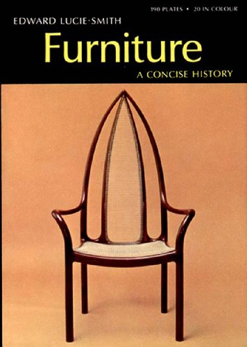 Furniture: A Concise History (World of Art) By Edward Lucie-Smith