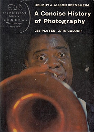 Concise History of Photography By Helmut Gernsheim