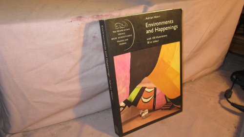 Environments and Happenings By Adrian Henri